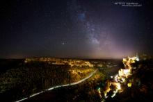 Voie lactée, Rocamadour, star, sky, ciel, night, nuit, milkyway, Matthieu Berroneau