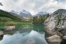 Laquet, Lac de Derborence, Suisse, lac, habitat, landscape, paysage, montagne, mountain, Alpes, Matthieu Berroneau