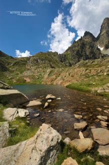 Laquet, Ossau, lac, habitat, landscape, paysage, montagne, mountain, Pyrénées, Matthieu Berroneau