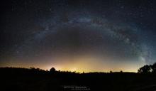 Voie lactée, Gironde, star, sky, ciel, night, nuit, milkyway, Matthieu Berroneau