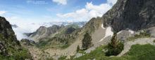 Ossau, habitat, landscape, paysage, montagne, mountain, Pyrénées, Matthieu Berroneau