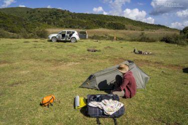Campement à Arbedare - Arbedare Camp